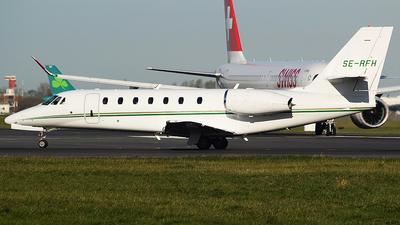 SE-RFH - Cessna 680 Citation Sovereign - European Flight Service (EFS)