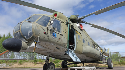 HS-4 - Mil Mi-8T Hip - Finland - Army