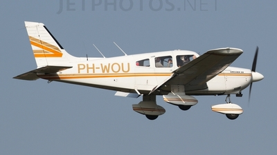 A picture of PHWOU - Piper PA28181 - [288190243] - © Kees Marijs