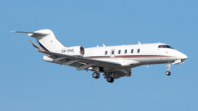 CS-CHC - Bombardier BD-100-1A10 Challenger 350 - NetJets Europe