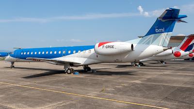 F-GRGE - Embraer ERJ-145EU - bmi Regional