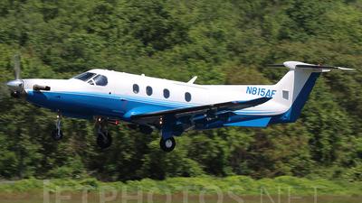 A picture of N815AF - Pilatus PC12/47 - PlaneSense - © Joe Osciak