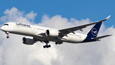 A picture of DAIXN - Airbus A350941 - Lufthansa - © CJMAviation