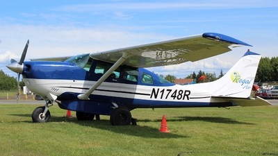 N1748R - Cessna U206G Stationair - Regal Air