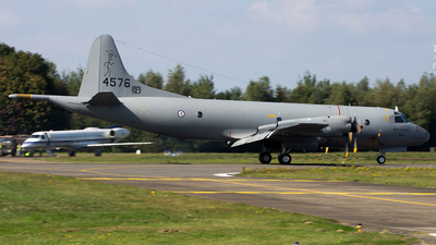 4576 - Lockheed P-3N Orion - Norway - Air Force