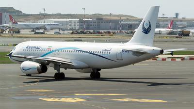 EP-APJ - Airbus A320-231 - Iran Aseman Airlines