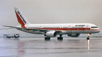 G-BRJG - Boeing 757-236 - Air Europe