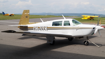 OK-SYK - Mooney M20J-201 - Private