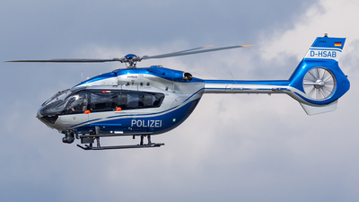 D-HSAB - Airbus Helicopters H145 - Germany - Police