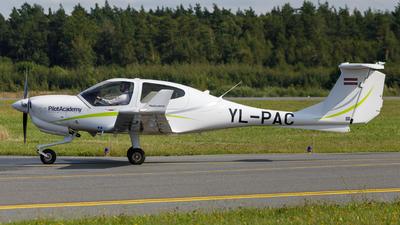 YL-PAC - Diamond DA-40NG Diamond Star - Air Baltic Pilot Academy