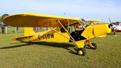A picture of GCUBW - WagAero Acro Trainer - [PFA 10813581] - © Jez-UK