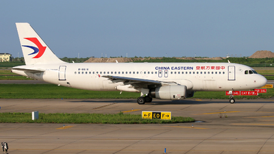 B-6616 - Airbus A320-232 - China Eastern Airlines