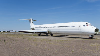 N950NS - McDonnell Douglas MD-83 - Untitled