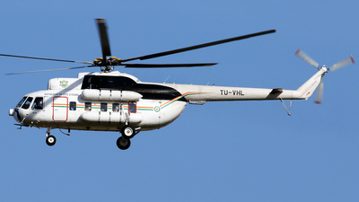 TU-VHL - Mil Mi-8P Hip - Ivory Coast - Air Force