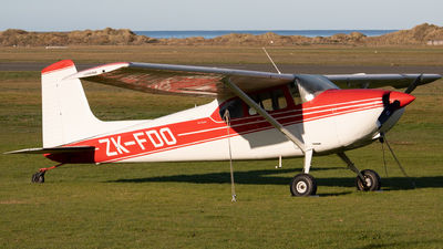 ZK-FDO - Cessna 180A Skywagon - Private