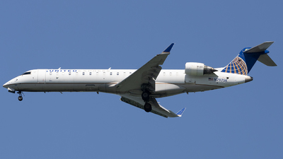 A picture of N797SK - Mitsubishi CRJ701ER - United Airlines - © Angelos Panou