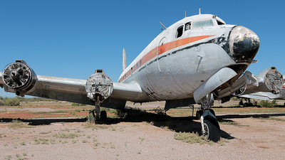 N44904 - Douglas C-54D Skymaster - Biegert Aviation