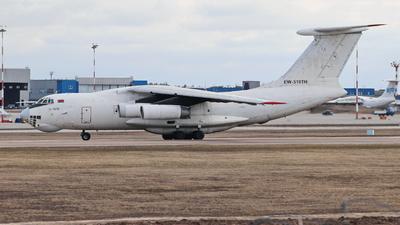 A picture of EW510TH - Ilyushin IL76TD - Transaviaexport Airlines - © Alexander Zhukov