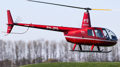 PH-JPS - Robinson R44 Raven II - Helicentre