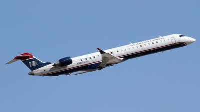 N921FJ - Bombardier CRJ-900ER - US Airways Express (Mesa Airlines)