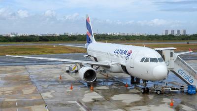 PR-MYK - Airbus A320-214 - LATAM Airlines