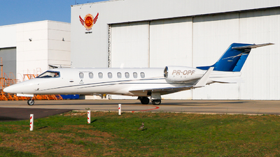 PR-OPF - Bombardier Learjet 45 - Alphajets Táxi Aéreo