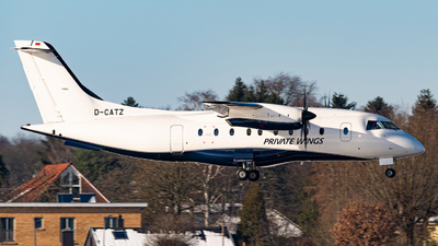 D-CATZ - Dornier Do-328-110 - Private Wings