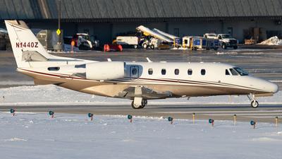 N1440Z - Cessna 560XL Citation XLS - Private