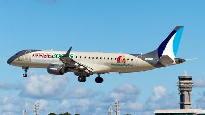 CP-3142 - Embraer 190-100LR - Linea Aerea Amaszonas