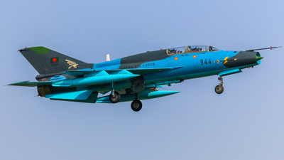 F944 - Chengdu FT-7BG - Bangladesh - Air Force