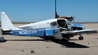 N3222P - Piper PA-23-160 Apache - Private