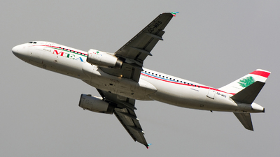 OD-MRS - Airbus A320-232 - Middle East Airlines (MEA)
