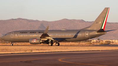 3526 - Boeing 737-8MC - Mexico - Air Force