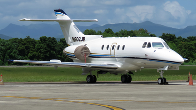 N602JR - Hawker Siddeley HS-125-400A - Private