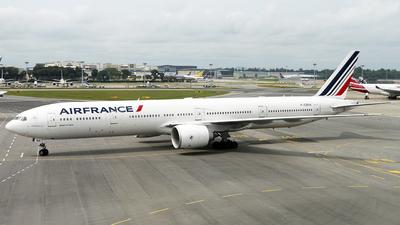 F-GZNA - Boeing 777-328ER - Air France