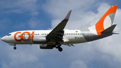 PR-GEC - Boeing 737-7EH - GOL Linhas Aereas