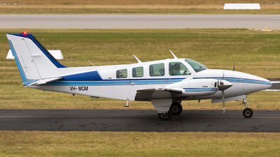 VH-MQM - Beechcraft 58 Baron - Private
