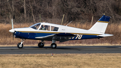 N5977U - Piper PA-28-140 Cherokee - Private