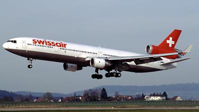 HB-IWD - McDonnell Douglas MD-11 - Swissair