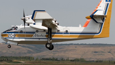 C-GFSN - Canadair CL-215-1A10 - Conair Aviation