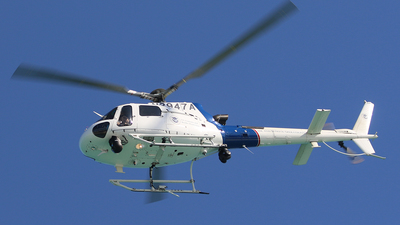 N3947A - Eurocopter AS 350B3 Ecureuil - United States - Department Of Homeland Security