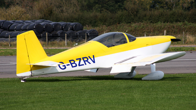 G-BZRV - Vans RV-6 - Private