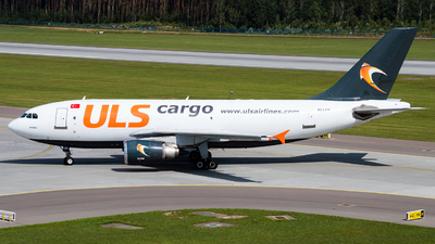 A picture of TCLER - Airbus A310308(F) - ULS Airlines Cargo - © Alexander Lebedev