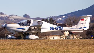 OE-KDS - Diamond DA-40 Diamond Star - Luftsportverband Salzburg
