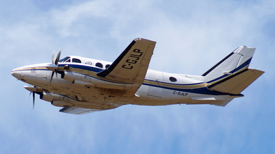 C-GJLP - Beechcraft A100 King Air - Propair