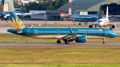 VN-A507 - Airbus A321-272N - Vietnam Airlines