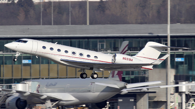 N651BA - Gulfstream G650ER - Private