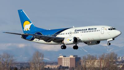 A picture of CGCNK - Boeing 73736Q - Canadian North - © Alex Praglowski