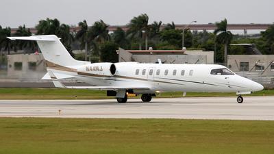 N44NJ - Bombardier Learjet 45 - Private