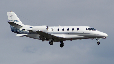 N690XL - Cessna 560XL Citation Excel - Private